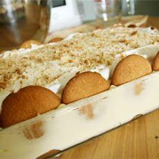 Banana Pudding IV. The best banana pudding ever.....