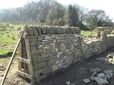 dry stone wall - Google Search