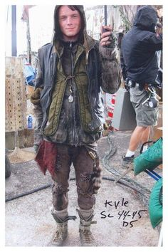 """Suddenly, """"homeless"""" = """"post-apocalyptic cyber-fashion"""""""