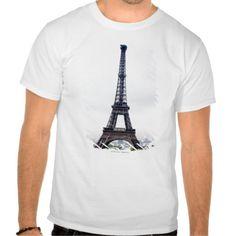 Eiffel Tower 4 T Shirt, Hoodie Sweatshirt