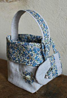 Mug bag simplifié Version Is@ de Belley ...ou pochon à tout faire ! - Espace Créatif VC