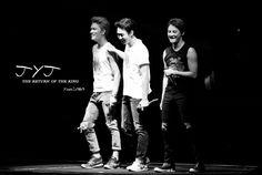 140823 JYJ Concert in Beijing 'THE RETURN OF THE KING'