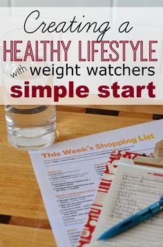 The Weight Watchers #SimpleStart app is a great way to give yourself a 2-week jump start! #ad