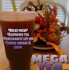 Herbalife Shake Recipes, Herbalife Nutrition, Tea Recipes, Smoothie Recipes, Grape Tea Recipe, Bariatric Recipes, Bariatric Food, Herbal Life Shakes