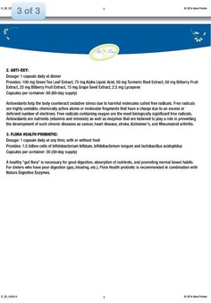 Ideal protein supplements pg 3