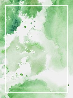 Green Watercolor Border Background More than 3 million PNG and graphics resource at Pngtree. Find the best inspiration you need for your project. Watercolor Border, Green Watercolor, Watercolor Texture, Watercolor Background, Watercolor Flowers, Watercolor Art, Watercolor Projects, Watercolor Landscape, Frame Background