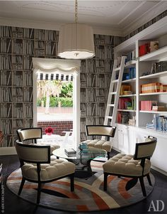 Interior Design Awards, Top Interior Designers, Interior Design Inspiration, Beautiful Room Designs, Edwardian House, Layout, Cole And Son, Living Room Sets, Best Interior