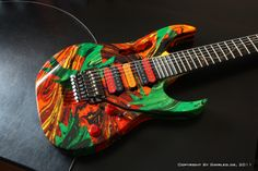 Swirl Guitar