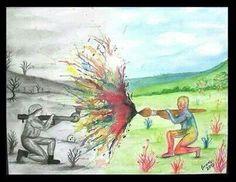 War vs. Art