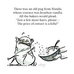 Bourbon Vanilla!