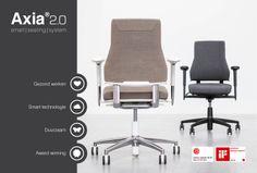 Axia 2.0 wint prestigieuze Red Dot Design Award 2014. Best of the Best