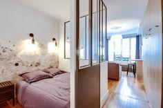 miniature A Paris, un studio façon loft industriel, Paris, Decor Interieur - architecte d'intérieur