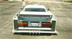 Datsun 280Z Widebody 80's Street Racer!