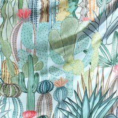 SuTurno — CACTUS sarong/pareo
