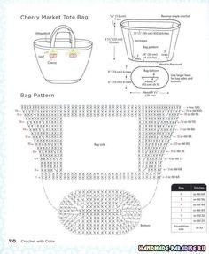 Discover thousands of images about Nokkapood TatoBilledresultat for daniela gregis bagDiscover thousands of images about Luty Artes Crochet: Bolsas de crochê com gráficosFashion Bubbles - Moda e o NovCrochet Patterns Bag Crochet bag / simple and pr Crochet Clutch, Crochet Handbags, Crochet Purses, Crochet Stitches, Crochet Patterns, Reverse Single Crochet, Diy Crafts Crochet, Tote Bags Handmade, Crochet Cross