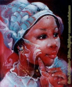 African American Art, Native American, Awesome Art, Cool Art, Haitian Art, Sister Love, Coin, Black Art, Carrie
