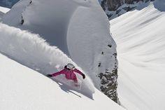Skifahren und Snowboarden gehört definitiv zu den schönsten Beschäftigungen denen man im Winter bei uns nachgehen kann - perfekt wenn man dann auch noch im Berghotel Auenhütte direkt an der Skipiste wohnt... Mountain, Animals, Winter Vacations, Ski, Nice Asses, Pictures, Animales, Animaux, Animal