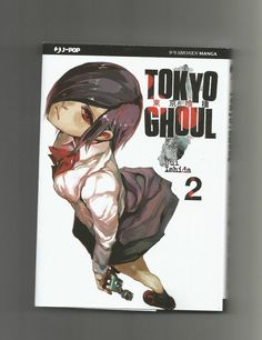 TOKYO GHOUL N. 2 ED. JPOP