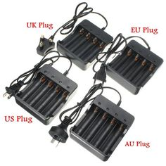 Universal 18650 4x Li-ion Rechargeable Battery Charger  Worldwide delivery. Original best quality product for 70% of it's real price. Buying this product is extra profitable, because we have good production source. 1 day products dispatch from warehouse. Fast & reliable shipment (7-25...
