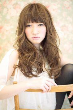 顔型別 お悩み解決ヘア ー5歳若返り 小顔に見える髪型(j-28) - Secret / シークレット ~かわいくなる秘密を引き出すサロン~ [東京都] - スタイル -