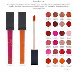 Liquid lipstick Aden