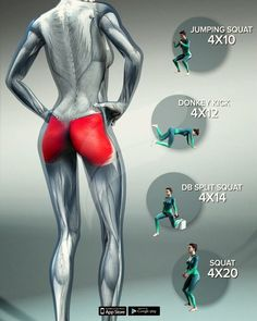 Today, we're challenging you to engage your core and butt in this at-home butt and abs workout. Having strong glutes is about more than simply having a nice-looking butt. The glutes play a large role in the entire strength of the posterior chain, affecting your core, lower back, and are responsible for helping assist in a variety of compound movements. By building butt and core strength, you also increase hip mobility and better posture. 💪#bootyworkout #absworkout #homeworkout #musclebuilding Full Body Gym Workout, Butt Workout, Toning Workouts, At Home Workouts, Buttocks Workout, Better Posture, 30 Day Workout Challenge, Lose Weight At Home, Stay Fit