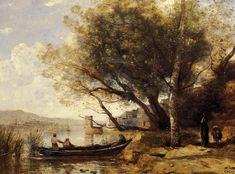 Smyrne Bornabat - Camille Corot