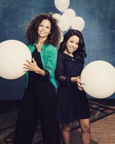 Lena and Mariana