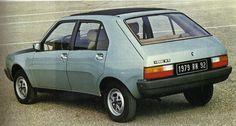 Renault 14 TS ,79