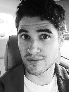 Darren & Blaine hair selfie.