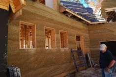 The notion of California dreamin' is poised to reach a whole new level with the state's first home made out of hemp. The owners of the ruins of Knapp's Castle in Santa Barbara plan to begin building a home out of a sustainable construction material called Hempcrete, a mixture of hemp, lime, and water. Hemp makes a good building material because it's extremely energy-efficient, non-toxic, and resistant to mold, insects, and fire. Plus it absorbs carbon dioxide, making it good for the…