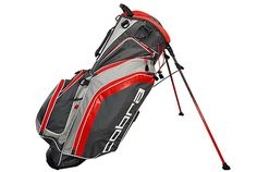 Modern golf bags offer more space for golf balls, golf clubs, rain gear, gloves, coins, food, drinks, valuables, umbrellas and so much more.