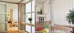 Ideas para conseguir más luz en pisos pequeños