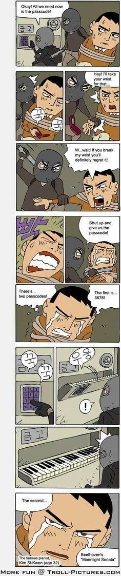 My favorite comic