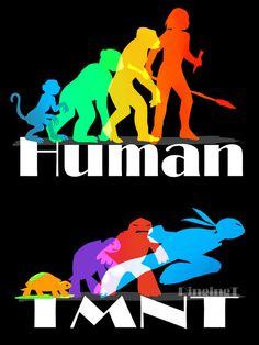 evolution by RingingT.deviantart.com on @DeviantArt