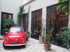 Merci Concept Store // Paris. | Yellowtrace — Interior Design, Architecture, Art, Photography, Lifestyle & Design Culture Blog.