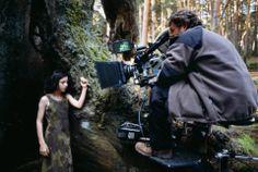 Ofelia and Del Toro