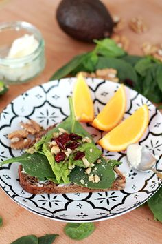 Recipe: Fitness Sandwich | The Daily Dose
