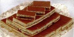Geheime Rezepte: Gerbeaud - Schnitten Tiramisu, Waffles, Breakfast, Ethnic Recipes, Sweet, Cakepops, Romania, Foods, Sweet Desserts