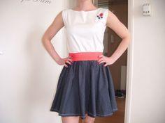 DIY 50's dress!