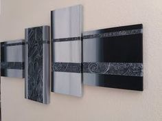"Abstrakte Acrylmalerei ""Blaues Tor"" - Abstract Acrylic Painting ""Blue Gate"" - StiiN Art - YouTube"