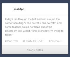 Hahaha. I wish this would happen to me<------since I'm homeschooled, there's a likelihood of it happening to me :)