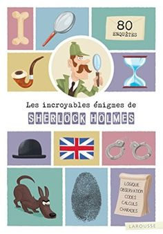 【Télécharger】 LES INCROYABLES ÉNIGMES DE SHERLOCK HOLMES Livre eBook France Books To Read 2018, Books To Read Before You Die, Free Books To Read, Books To Read Online, Sherlock Holmes, Moriarty, English Reading, English Book, Mrs Hudson