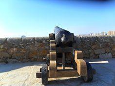 Pormenor do Forte de S. Francisco Xavier, mais conhecido por Castelo do Queijo.
