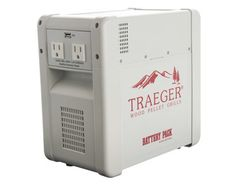 Now you can take your Traeger anywhere with the new 400W Battery Pack.
