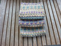 Fair en Co, design by Dutch Knitty, knitted by me.