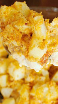 Cheesy Bacon Ranch Chicken and Potato Bake