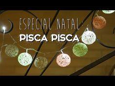 ESPECIAL NATAL #1: DIY pisca piscas decorados - Paula Stephânia - YouTube  https://www.youtube.com/watch?v=Ap4AbvTHNZs&feature=youtu.be