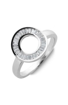 Bony Levy Diamond Ring (Nordstrom Exclusive)   Nordstrom.....would like better with colored stone