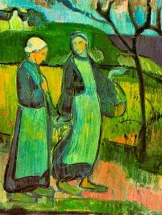 Johannes Sixtus Gerhardus (Jan) Verkade (18 September 1868 - 19 July 1946) was a Dutch Post-Impressionist painter. Description from quazoo.com. I searched for this on bing.com/images